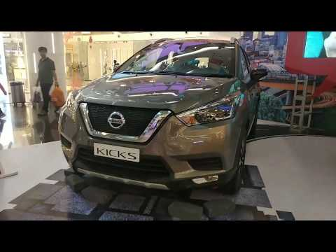 Nissan Kicks XV Pre Option K9K Diesel P16   Detailed Review