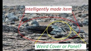 Small Intelligently Made Objects Found On Mars ~ 1/19/2019