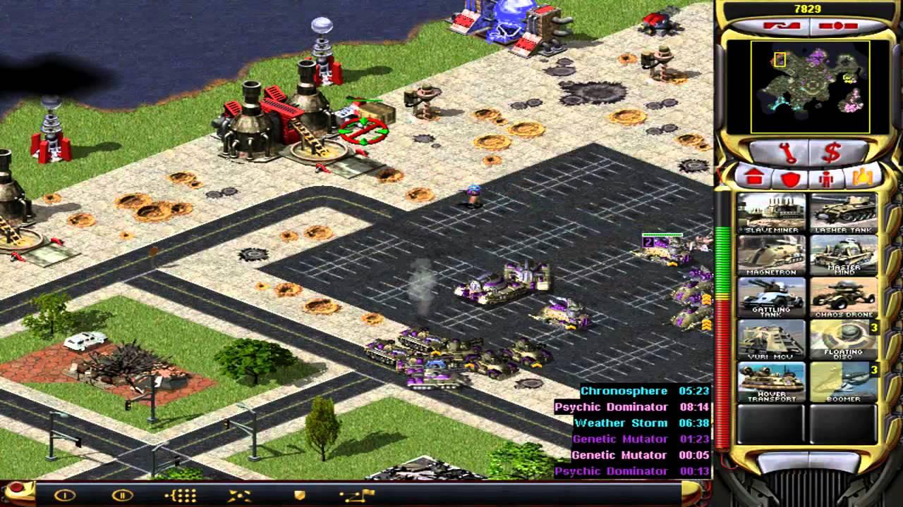 Free download red alert 2 full game.
