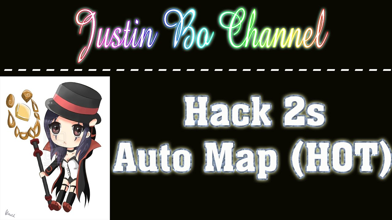 2s – [ZingSpeed] Hack Auto Map ZingSpeed (HOT) By Bo