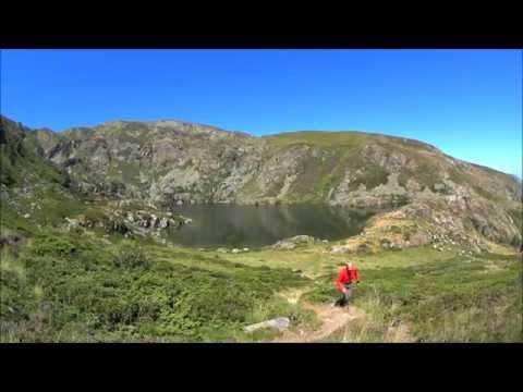 Itinéraires de pêche en haute-Ariège: Etang d'Artax