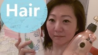 FAVORITE #HAIR PRODUCTS | Ma Cherie Shiseido, KAO Asience, Head Shoulders | effortlessruth Thumbnail