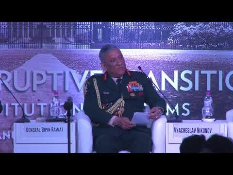 Raisina 2018 | The Terror State: Innovative Solutions to New Threats
