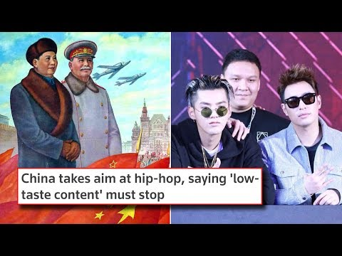 China Bans Hip Hop Culture and Music From Television, Liberals Get Triggered (REACTION)