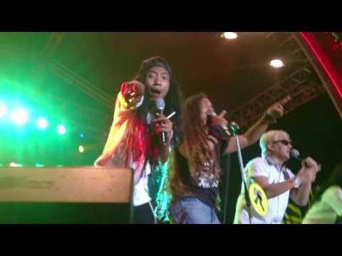"Konser TIPE X PALING SERUU ""GENIT"" Ft Dellu, Emilio, Resha, Hio (LIVE AT Mariberdanska 2016 Bandung)"