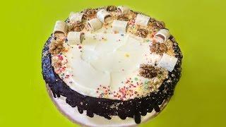 Торт с твиксом|Торт на любой случай|Ошибки при создании