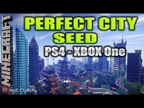 Minecraft perfect city seed number flat plains rivers natural seed minecraft perfect city seed number flat plains rivers natural seed world map ps4xbox one youtube gumiabroncs Gallery
