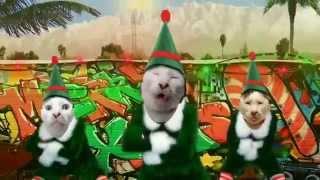 Elf Yourselfで作ったヨウカンダンサーズ