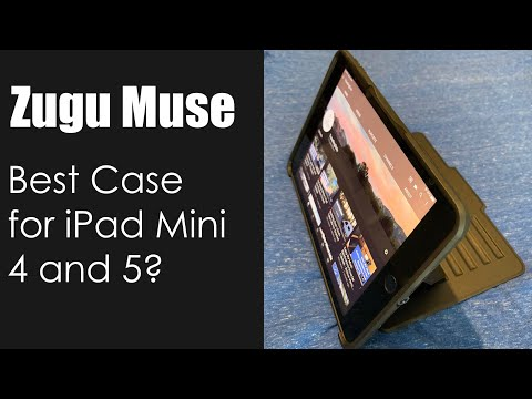 Tech Review: Zugu Muse Case for iPad Mini 4/5