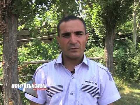 Sur ankyun - 22.07.2012 - hexinak Gagik Shamshyan