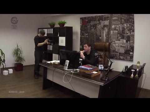 Такого пения в офисе вы ещё не слышали. Обалдеть!