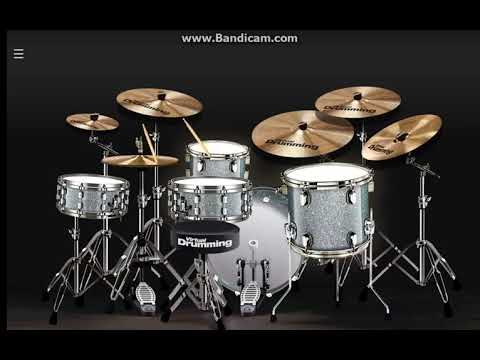 J.fla-Despacito ( Virtual Drumming Cover ISengiSeng )