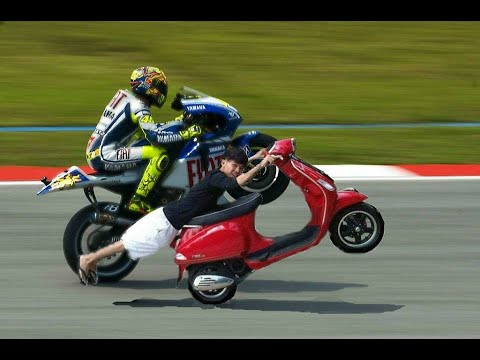 Crazy Funny Idiot MotoGP