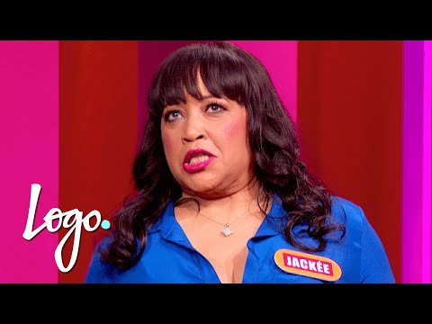 Jackée Harry Can't Resist | 'Gay for Play' Game Show Starring RuPaul | Logo