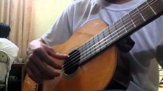Biển Nhớ- guitar solo