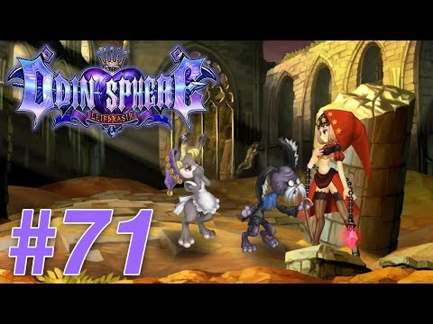 Odin Sphere: Leifthrasir (PS4 WALKTHROUGH/GAMEPLAY) - Part 71 (To Recover The Ring)