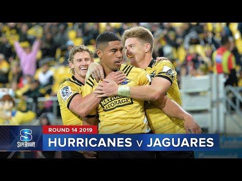 Histórica victoria de Jaguares sobre Hurricanes en Wellington