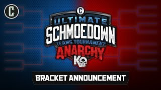 Ultimate Schmoedown Anarchy Team Tournament Preview