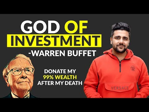 Story of God Of Investment Warren Buffet | Berkshire Hathaway Case Study