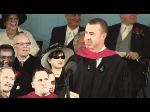 Harvard Graduate English Address by Adam Price