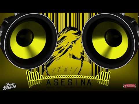 Asesina Remix - Brytiago, Darel, Daddy Yanke, Ozuna, Anuel AA [ BASS BOOSTED ] HD 🎧 🎧 🎧 🎧