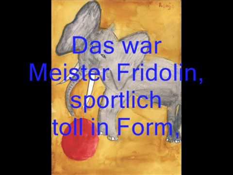 9 Meister Fridolin