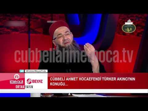 Cübbeli Ahmet Hocaefendi ile Beyaz TV Ne Var Ne Yok Programı 1 Aralık 2016