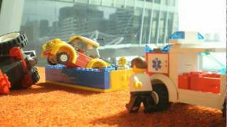 LEGO Car Crash @ melb Convention Centre.dv