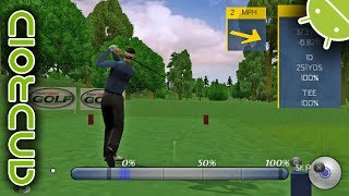 ProStroke Golf: World Tour 2007 | NVIDIA SHIELD Android TV | PPSSPP Emulator [1080p] | Sony PSP