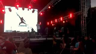 Aнтоха МС feat. Иван Дорн, SunSay-O музыка @Atlas Weekend 09.07.16