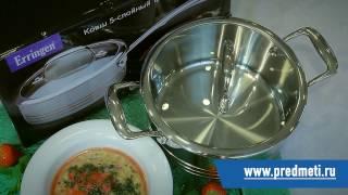 Как приготовить кашу из 4-х злаков? Вкусное и необычное блюдо за 5 минут!