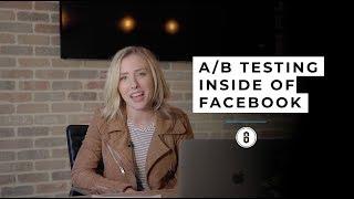 كيفية اختبار A/B a Facebook الحملة في 5 خطوات | على Brandastic عرض #028