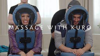 Kaci and KuroKy Massage - The International 2019