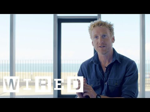 The Experimental Series: Alastair Humphreys on microadventures | WIRED with Glenfiddich