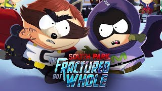 SOUTH PARK - The Fractured But Whole : A Primeira Hora