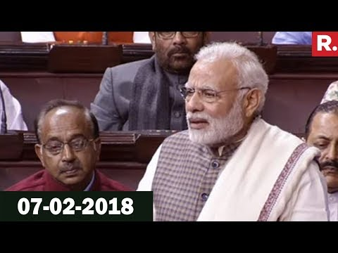 PM Narendra Modi's POWERFUL Speech On Motion Of Thanks In Lok Sabha | Full Video