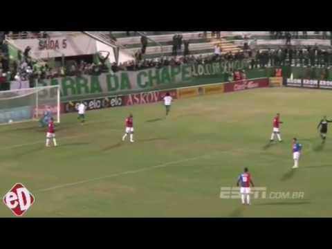 GOLS - Chapecoense 2x0 Paraná - Copa do Brasil