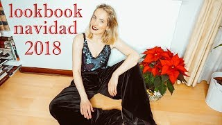 LOOKBOOK NAVIDAD 2018 | teresatomu