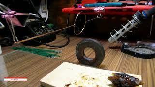Вечный двигатель или микро БТГ на проволоке и магните или как обмануть (заинтересовать)