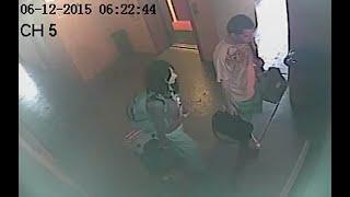 Gypsy Rose Blanchard & Nicholas Godejohn Surveillance Footage   Hotel Video Bus Station Taxi