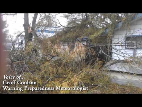 Chatham-Kent Feels Hurricane Sandy