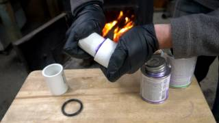 How To Make PVC Pistons For Air Cannons, Vacuum Pumps, & Other Projects Video
