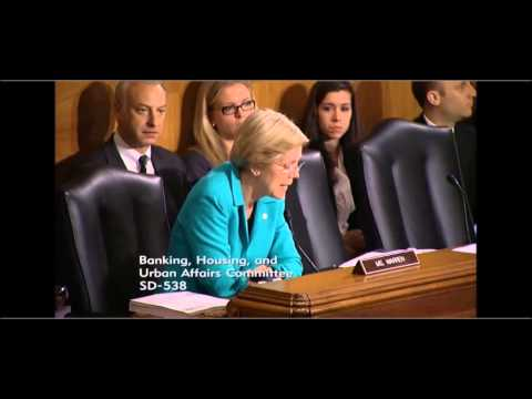Senator Elizabeth Warren - Homeownership for the middle class