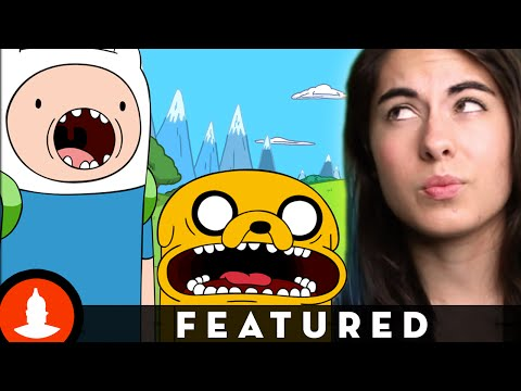 "Adventure Time Conspiracies: New Show: ""Cartoon Conspiracy"" on Channel Frederator - Cartoon Hangover"