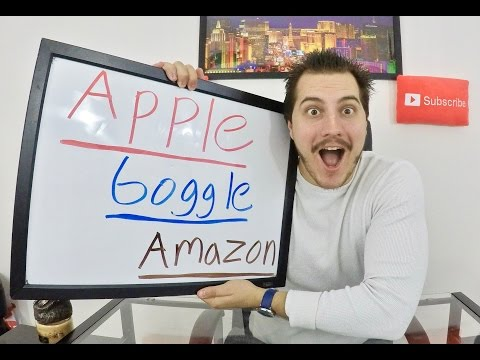 Apple, Google, Amazon should Buy these ASAP!