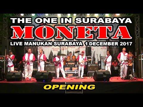MONETA Live Manukan Surabaya  -  Opening