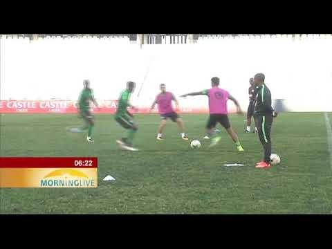 Bafana coach Stuart Baxter cautions against Cape Verde