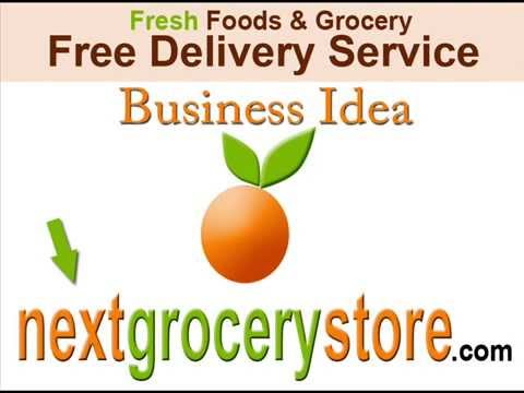 FRESH RAW FOODS GROCERY DELIVERY SERVICE BUSINESS IDEAS