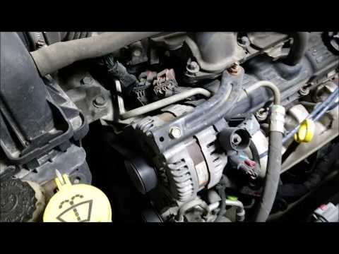 2008 Chrysler Town and Country ambient temp sensor replacement