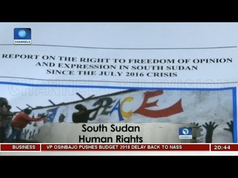 Human Rights In South Sudan | Africa 54 |